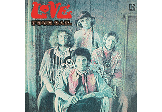 Love - Four Sail - Expanded Edition (Vinyl LP (nagylemez))