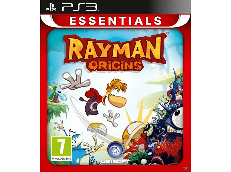 Rayman Origins Essentials PlayStation 3 gaming   offline sony ps3 παιχνίδια ps3 gaming games ps3 games