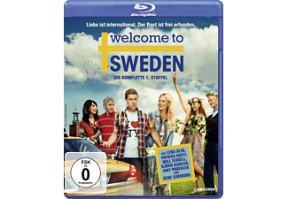 Welcome to Sweden - Die komplette 1. Staffel - (Blu-ray)