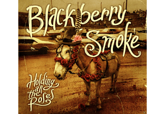 Blackberry Smoke - Holding All The Roses' [CD]