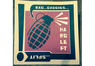 Hard Left, BAD DADDIES - Split Ep - (Vinyl)