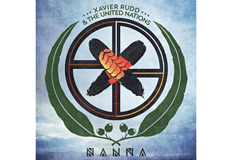 Xavier Rudd, United Nations - Nanna (Dolp/180gr/Incl.Mp3) - (LP + Download)