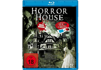 Horror House 3D [3D Blu-ray (+2D)]