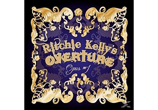 Ritchie Kelly's Overture - Opus #1 - (CD)