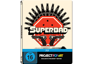 Superbad (Steelbook Edition / Pop Art/Exlcusiv) - (Blu-ray)