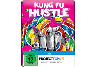 Kung Fu Hustle (Steelbook Edition / Pop Art/Exclusiv) [Blu-ray]