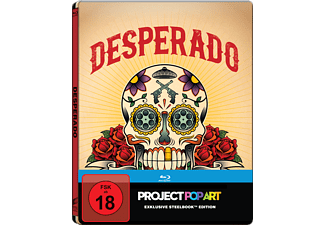 Desperado (Steelbook Edition / Pop Art/Exlcusiv) - (Blu-ray)