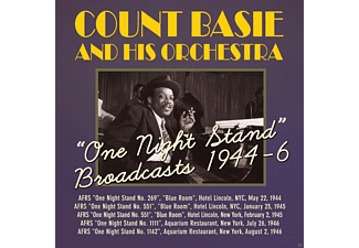 "Basie Count & His Orchestra - ""one Night Stand"" Broadcasts 1944-6 - (CD)"