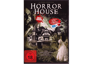 Horror House 3D - (DVD)