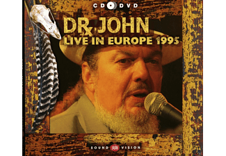 Dr. John - Live In Europe 1995 [CD + DVD]