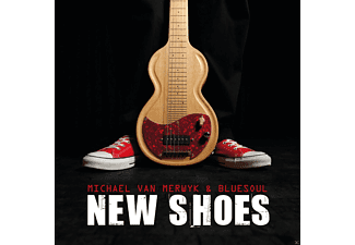 Michael Van Merwyk - New Shoes [CD]