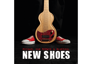 Michael Van Merwyk - New Shoes - (CD)