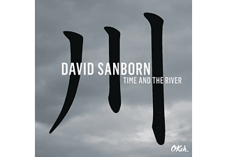 David Sanborn - Time And The River [CD]