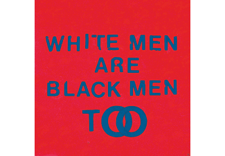 Young Fathers - White Men Are Black Men Too (Lp+Mp3) [LP + Download]