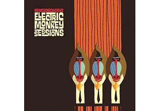 New Cool Collective - Electric Monkey Sessions (Vinyl LP (nagylemez))