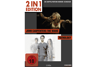 John Carpenters The Ward/ Pathology [DVD]