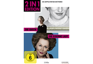 Die Queen / Die Eiserne Lady [Blu-ray]