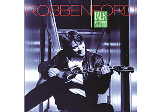 Robben Ford - Talk To Your Daughter (Vinyl LP (nagylemez))