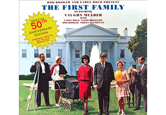 Vaughn Meader - First Family - 50th Anniversary Edition (CD)