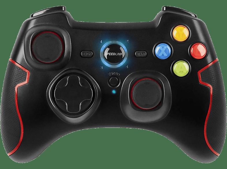 SPEEDLINK TORID Βlack - (SL-6576-BK-01)  gaming   offline sony ps3 αξεσουάρ ps3 gaming   offline pc χειριστήρια παιχνιδι