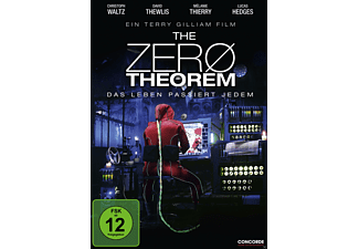 THE ZERO THEOREM - (DVD)