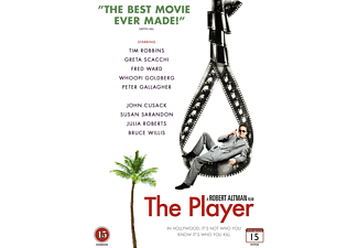 The Player Dramakomedi DVD