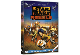 Star Wars Rebels: Upprorsgnistan Animation / Tecknat DVD