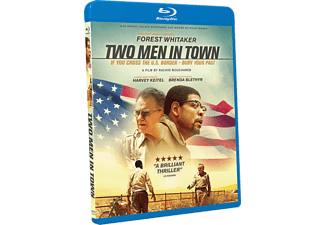 Two men in town Thriller Blu-ray