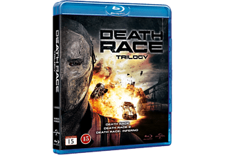 Death Race - Trilogy Action Blu-ray