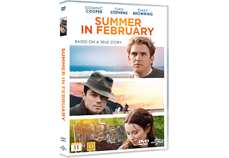 Summer in February Drama DVD