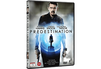 Predestination Action DVD