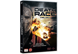 Death Race - Trilogy Action DVD