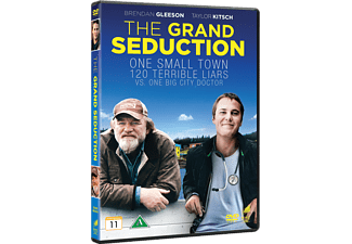 Grand Seduction Komedi DVD