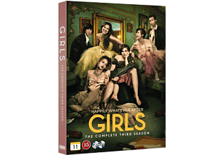 Girls - S3 Komedi DVD