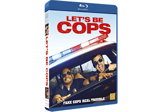 Let's be cops Komedi Blu-ray