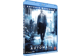 Autómata Science Fiction Blu-ray