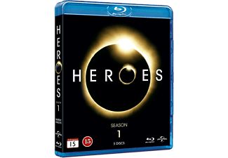 Heroes - S1 Action Blu-ray