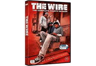 The Wire S4 Drama DVD