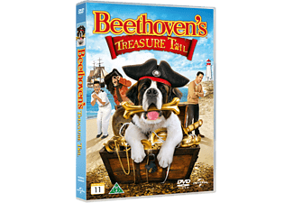 Beethovens treasure tail Familj DVD