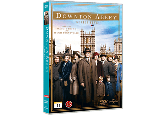 Downton Abbey - S5 Drama DVD