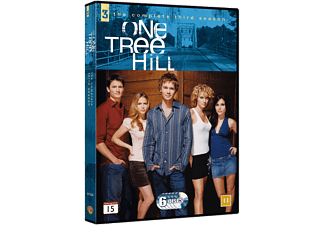 One Tree Hill S3 Drama DVD