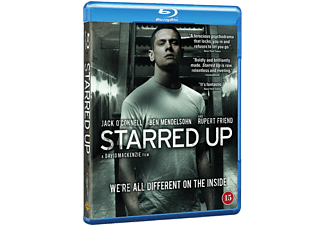 Starred Up Drama Blu-ray