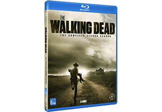 The Walking Dead S2 Skräck Blu-ray
