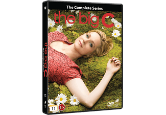 Big C - Complete Series Drama DVD