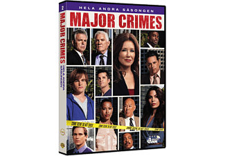 Major Crimes - S2 Drama DVD