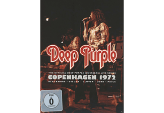 Deep Purple - Copenhagen 1972 - (DVD)
