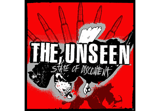 Unseen - State Of Discontent - (CD)