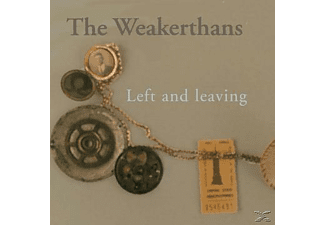 The Weakerthans - Left And Leaving - (CD)