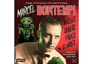 Marcel Bontempi - Witches, Spiders, Frogs & Holes - (Vinyl)