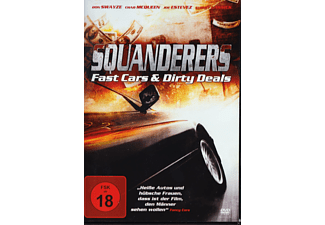 Squanderers - Fast Cars & Dirty Deals - (DVD)
